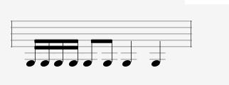Guitar Rhythms - Rhythm Example 1