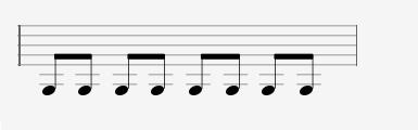 Guitar Rhythms - 8th Notes