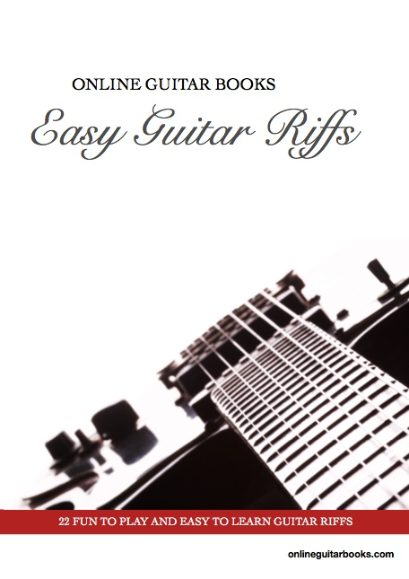 Easy Guitar Riffs Out Now