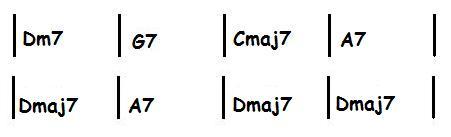 chord progression modulation ex 1