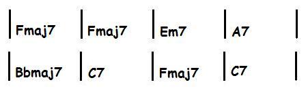 Staying Diatonic Modulation Ex 2