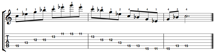 Minor7-Arpeggio-Notes-Key-C-Pos-11-Shape-3