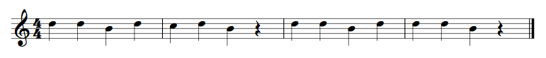 B String Exercise 2