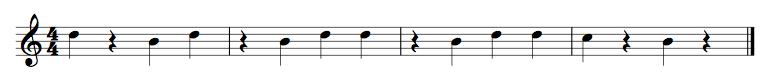 B String Exercise 4