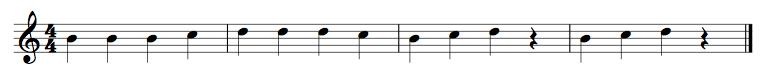 B String Exercise 5