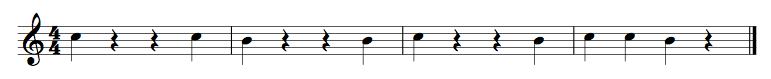 B String Exercise 6