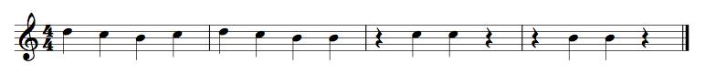 B String Exercise 8