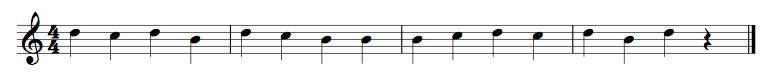 B String Exercise 10