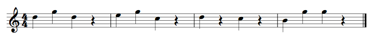 2-String Exercise 3