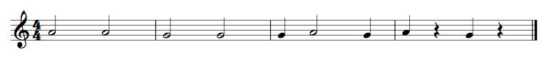 G String Exercise 2