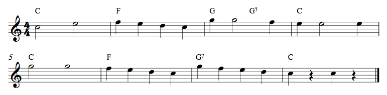 3 Strings Exercise 3