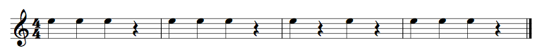 Clapping Exercise 8