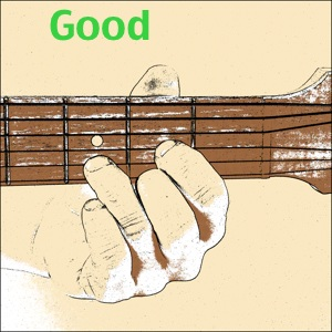 D Chord Good Finger Posture