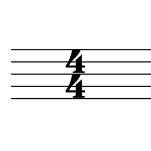 Time Signature 44 Pic
