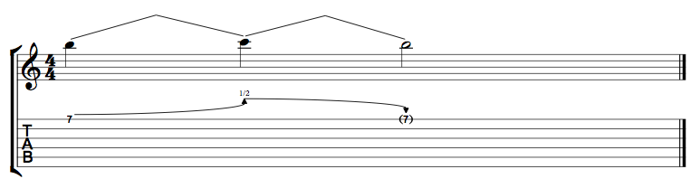 Bend Example