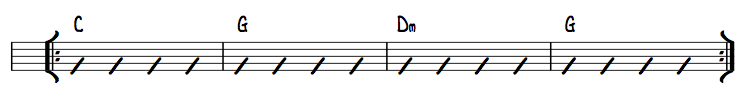 Chord Progression Example 1