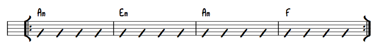 Chord Progression Example 2