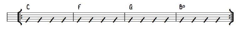 Chord Progression Example 3