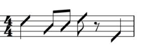 Rhythm Feature 300