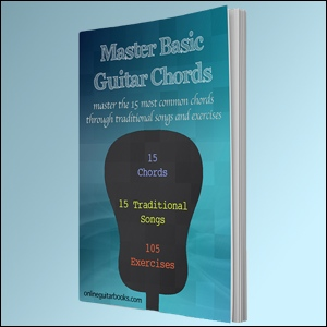 Master Basic GuitarChords Book Feature