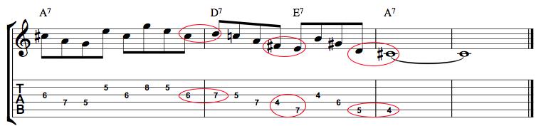 A7-D7-E7-ArpeggioExample2circles