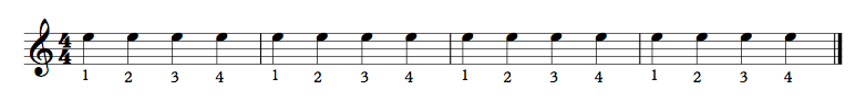 Clapping Exercise 1
