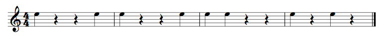 Clapping Exercise 10