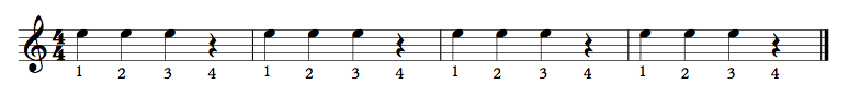 Clapping Exercise 2
