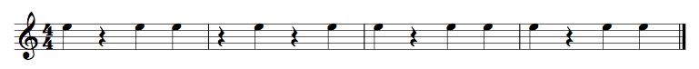 Clapping Exercise 9