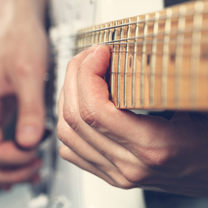 Pentatonic Scales And The Caged System (Lead Guitar Playing Part 1)