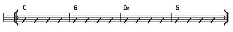 Chord Progression Example 1