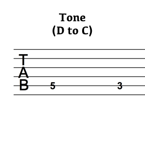 D to C 1 string 300