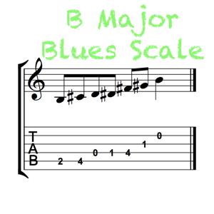 B Major Blues Feature