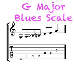 G Major Blues Feature