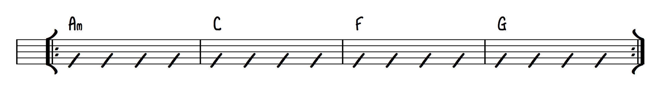 Chord Exercise 1