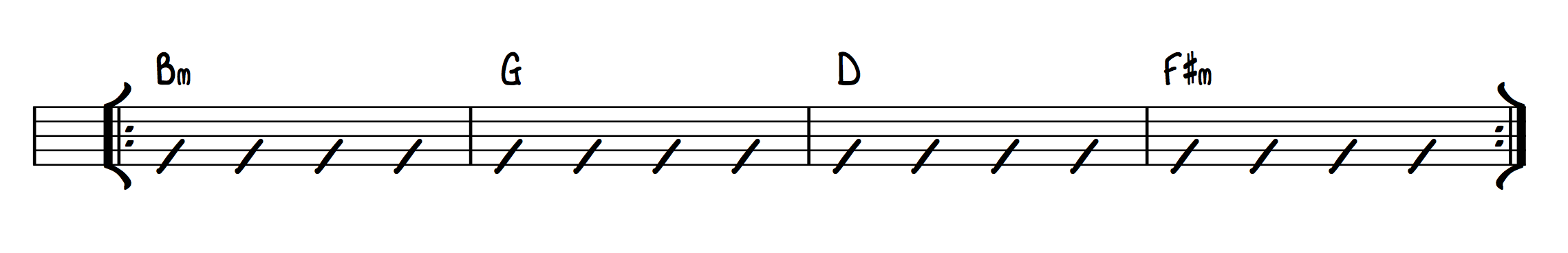 Chord Exercise 2