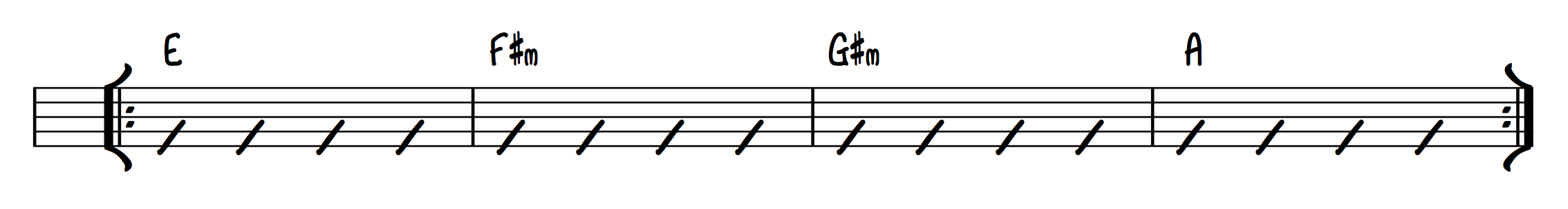 Chord Exercise 4