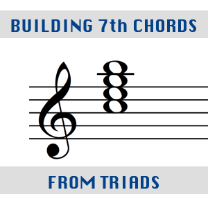 Building 7th Chords From Triads