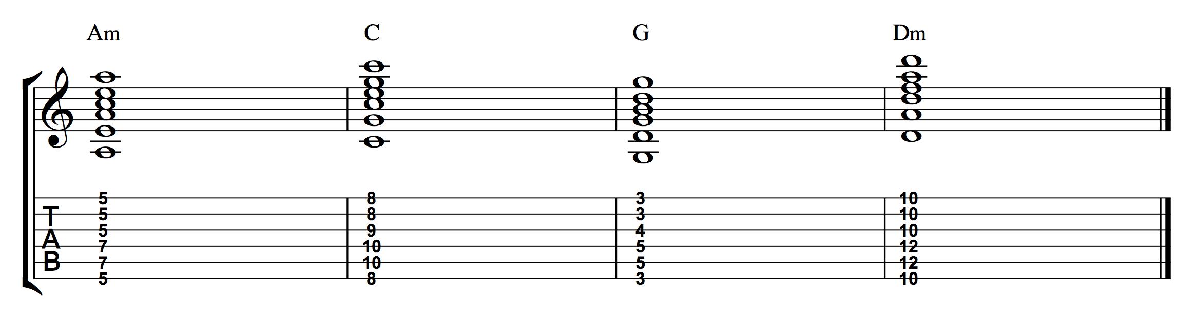 Chord Ex 2 - Demo 1