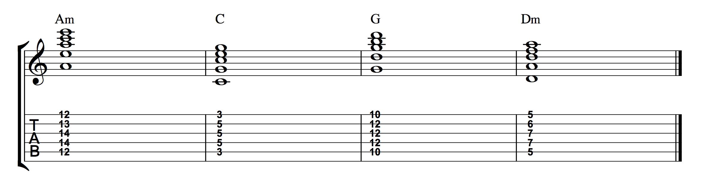 Chord Ex 2 - Demo 2