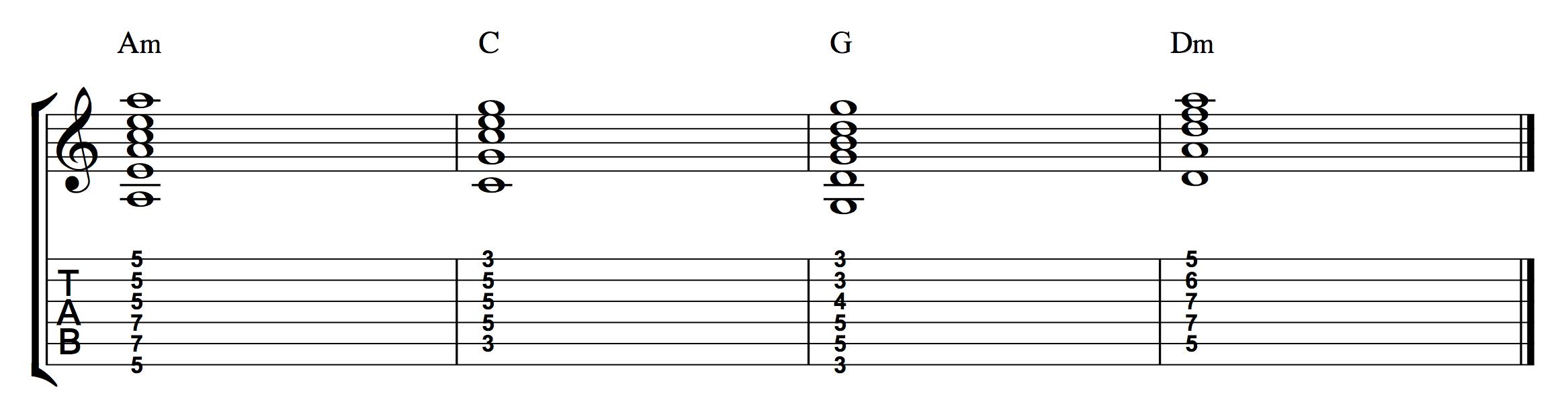 Chord Ex 2 - Demo 3