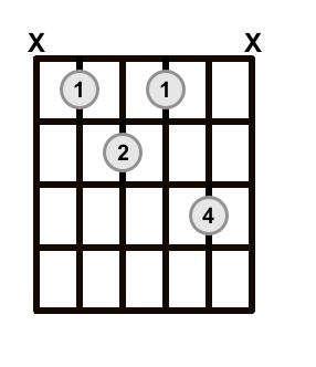 Dominant-7-b5-Root-5